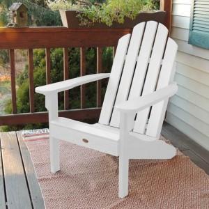 Fehér Adirondack szék