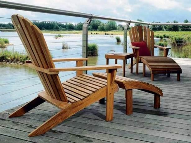 Adirondack székek