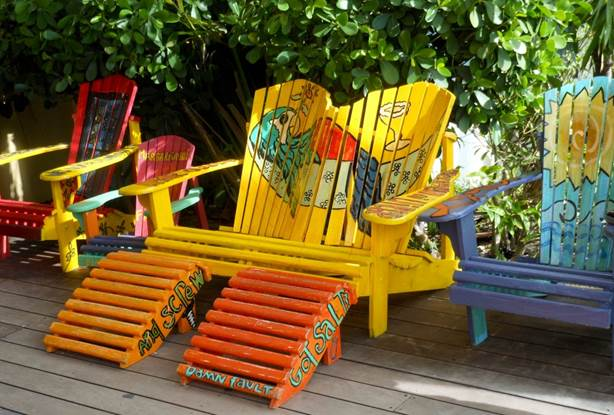Dupla férőhelyes Adirondack szék