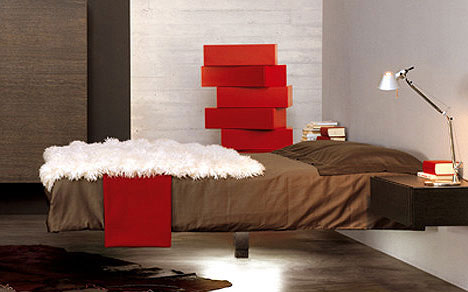 Lebegő ágy